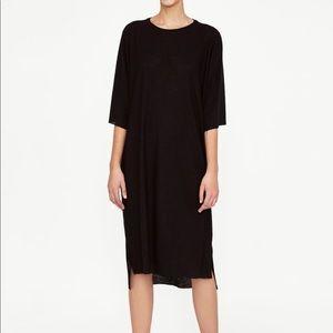 NWOT Zara oversized textured tunic